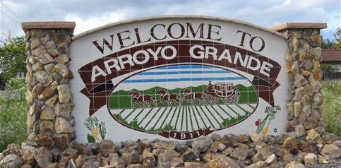arroyo grande ca official website official website