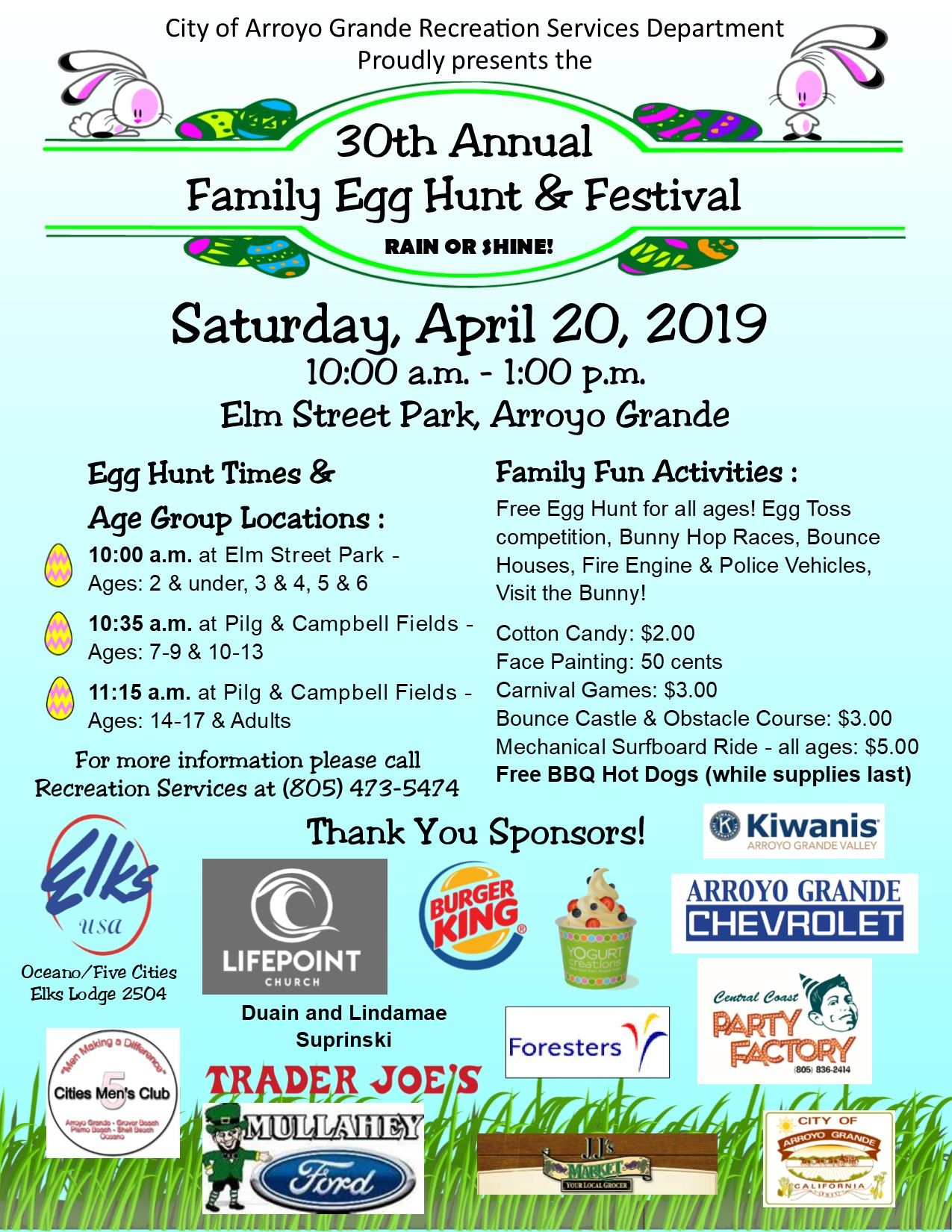 Egg Hunt Flyer_2019